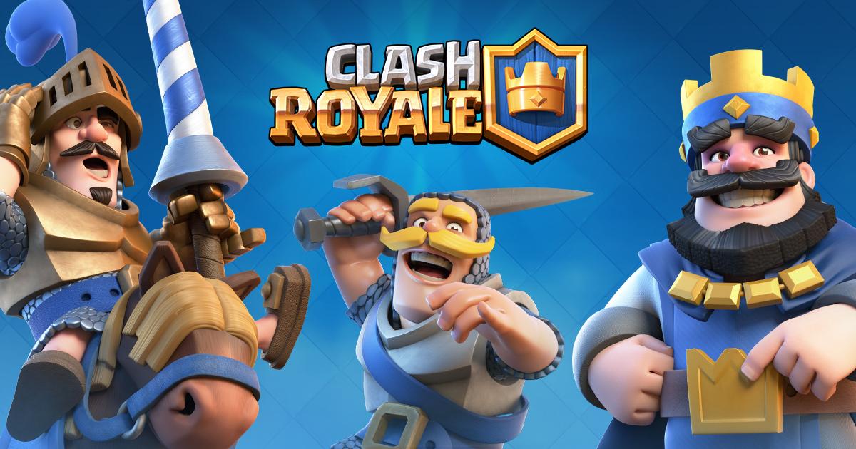 clash royale head